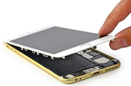 Thay màn hình iPhone 6 Plus mới