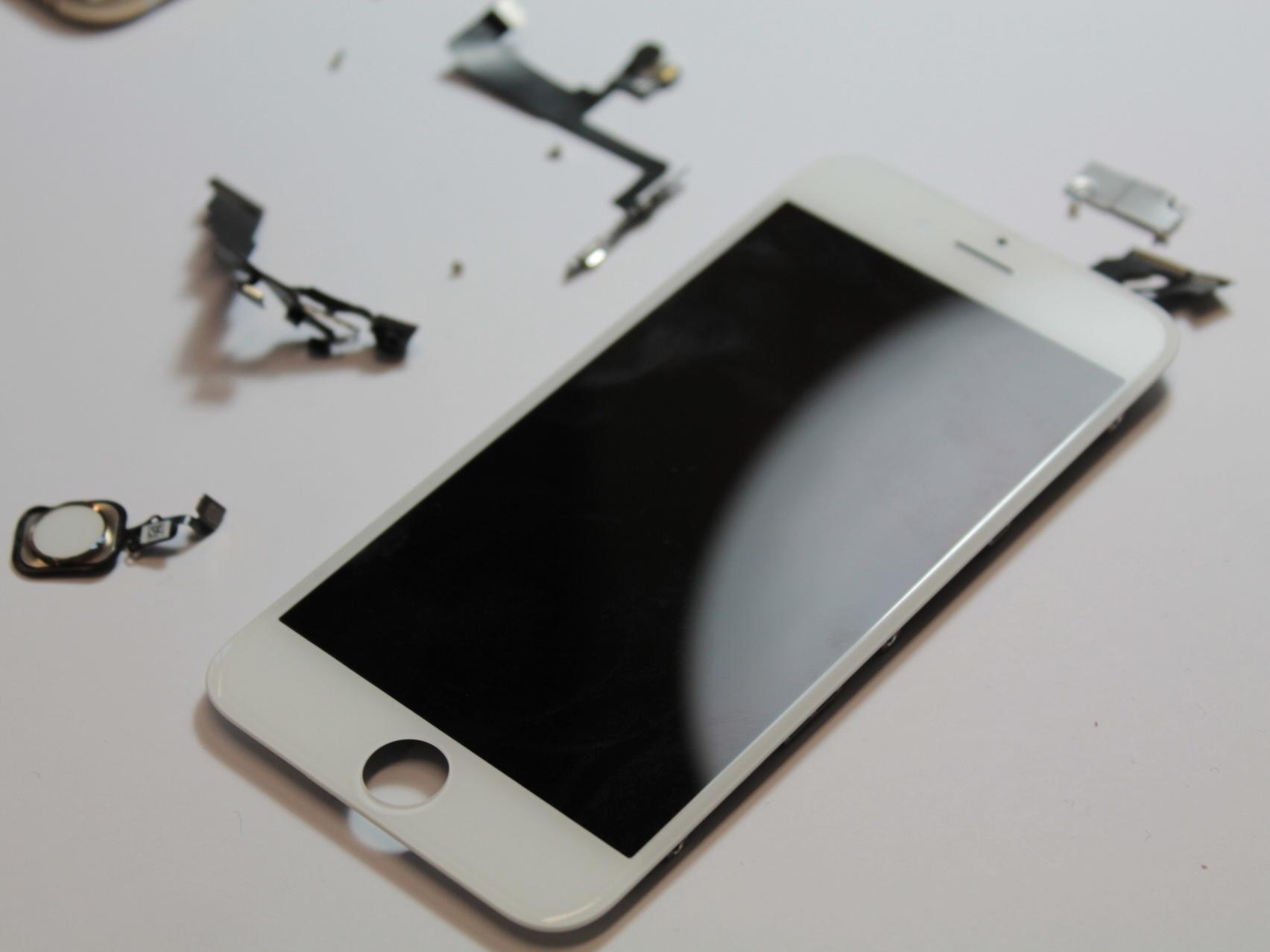Cấu tạo màn hình iPhone 6