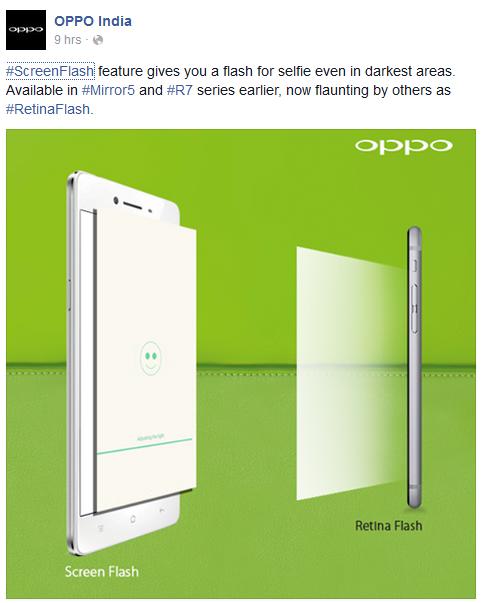 Apple 'ăn cắp' ý tưởng của Oppo mang lên iPhone 6s