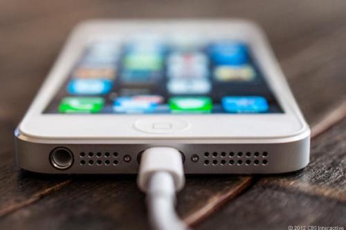 sửa iphone 5s bị chai pin