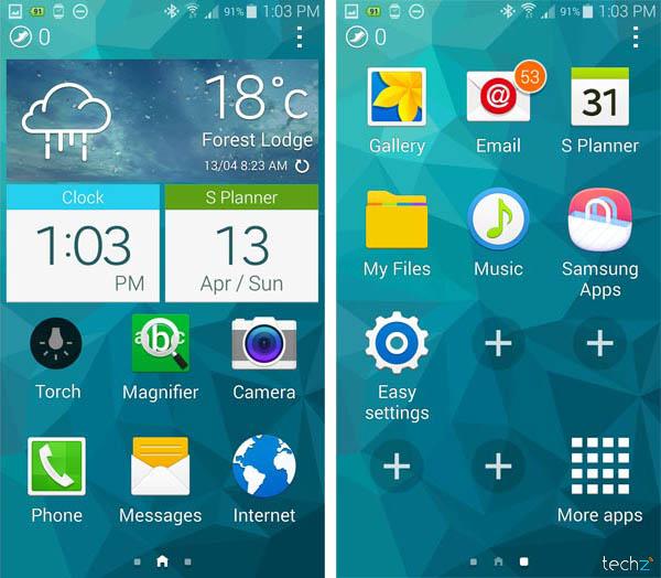 Ứng dụng tin nhắn cho Android