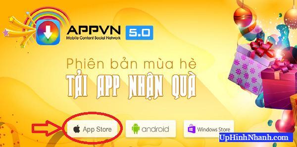 Chọn Appvn để cài đặt