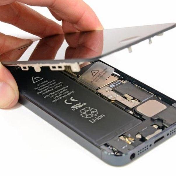 Sửa lỗi iPhone 5s giật màn hình