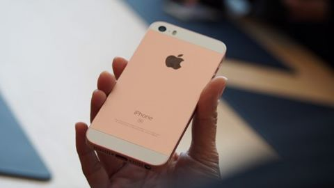 iPhone SE có bị mắc lỗi