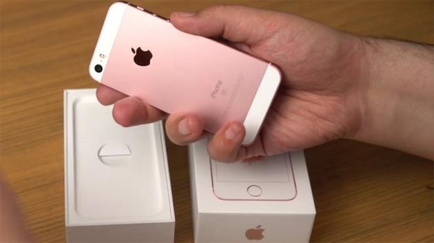 iPhone SE cấu hình mạnh mẽ