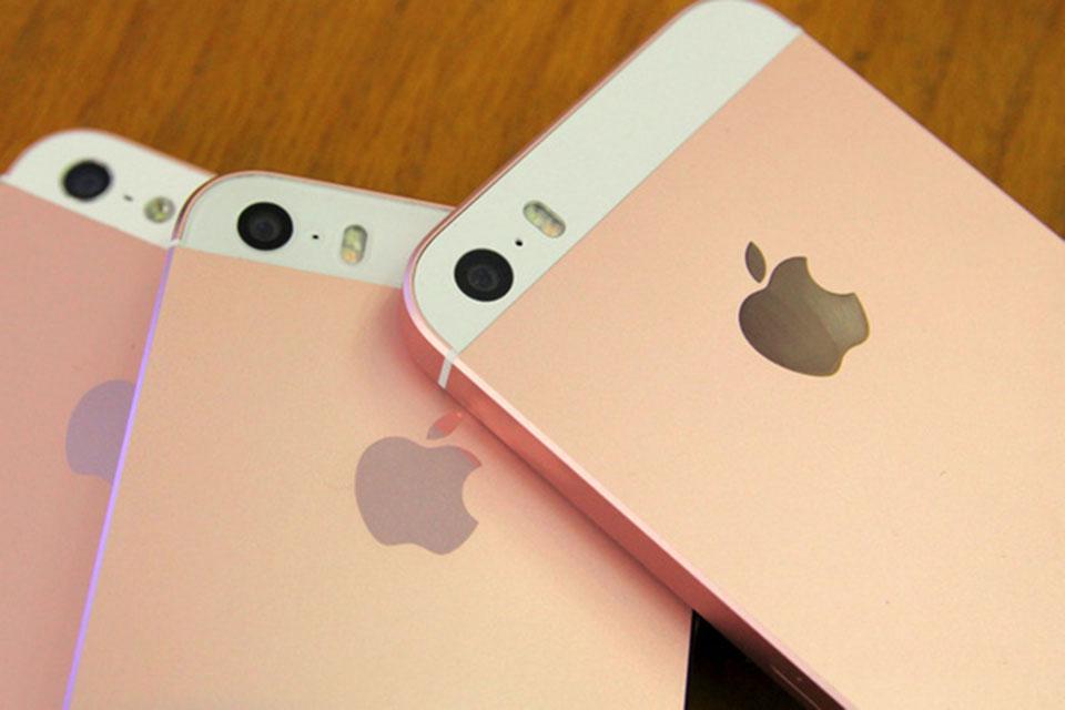 Thay vỏ iPhone 5s thành SE