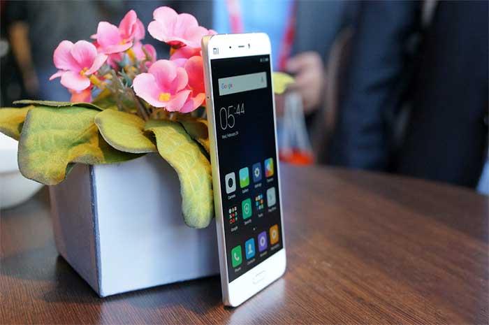 Xiaomi Mi 5 có thiết kế tinh tế và sang trọng