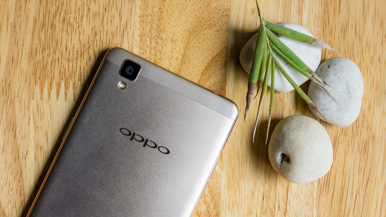 Camera Oppo F1s sắc nét và chi tiết