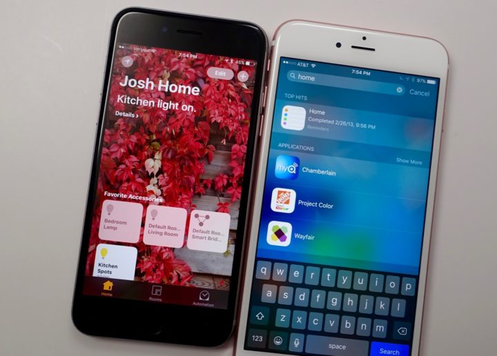 Tính năng Home Kit thông minh trên iOS 10