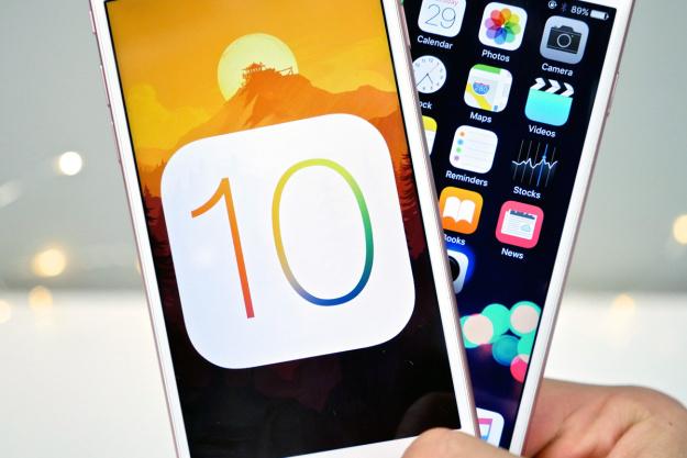 iPhone 5 có thể nâng cấp iOS 10
