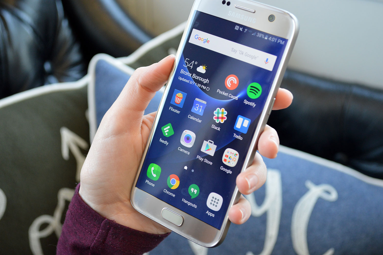 Galaxy S7 lỗi wifi