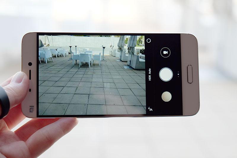 Camera Xiaomi Mi 5 chụp ảnh sắc nét