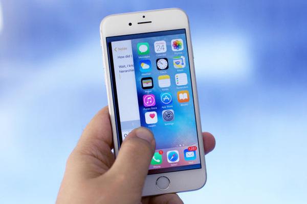 iPhone 7 nóng máy khi đang sử dụng