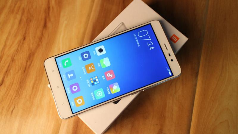 Redmi Note 3 Pro cấu hình mạnh mẽ