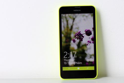 Lumia 630 gia bao nhieu