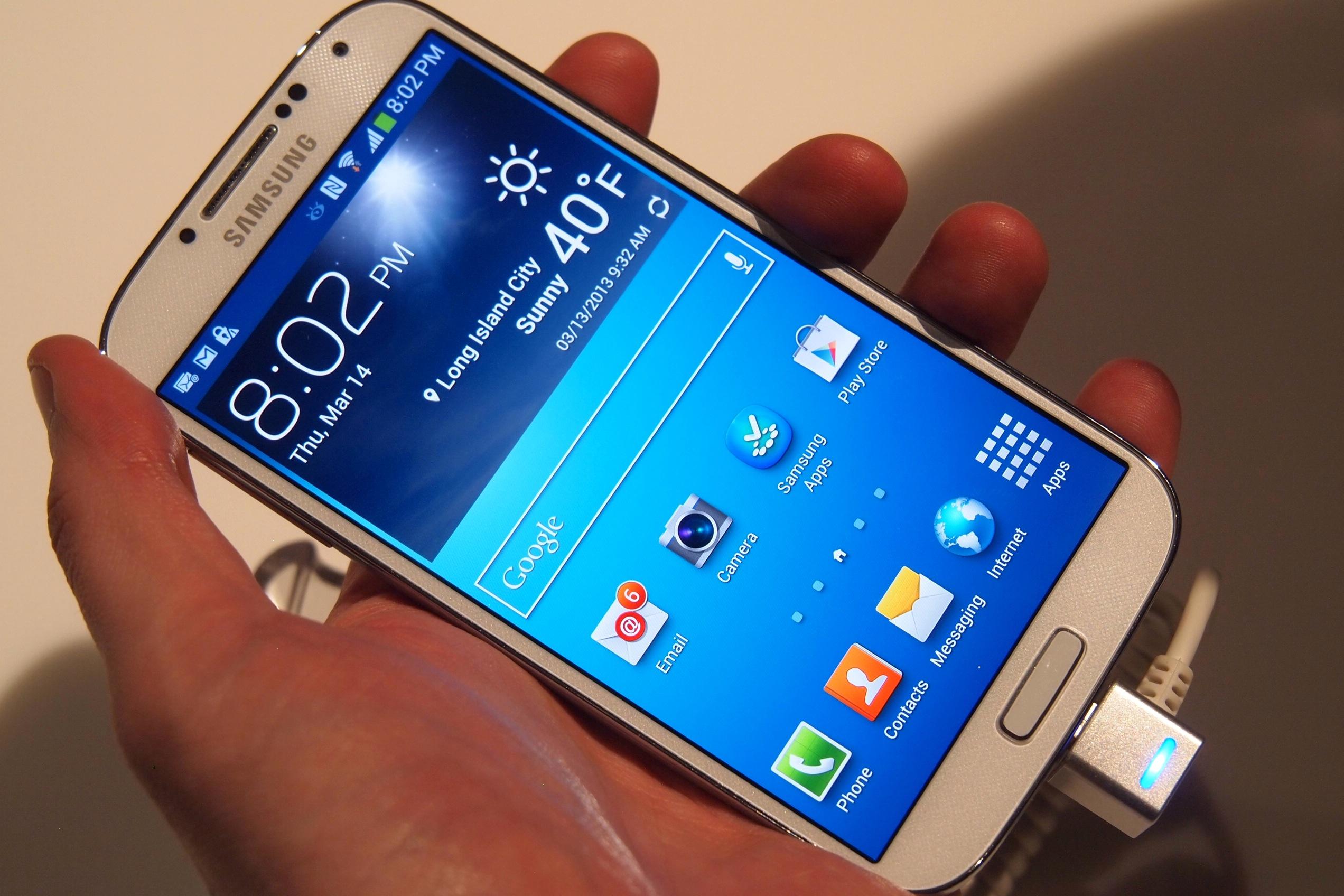Cách kiểm tra đời máy Samsung galaxy S4 chính xác nhất