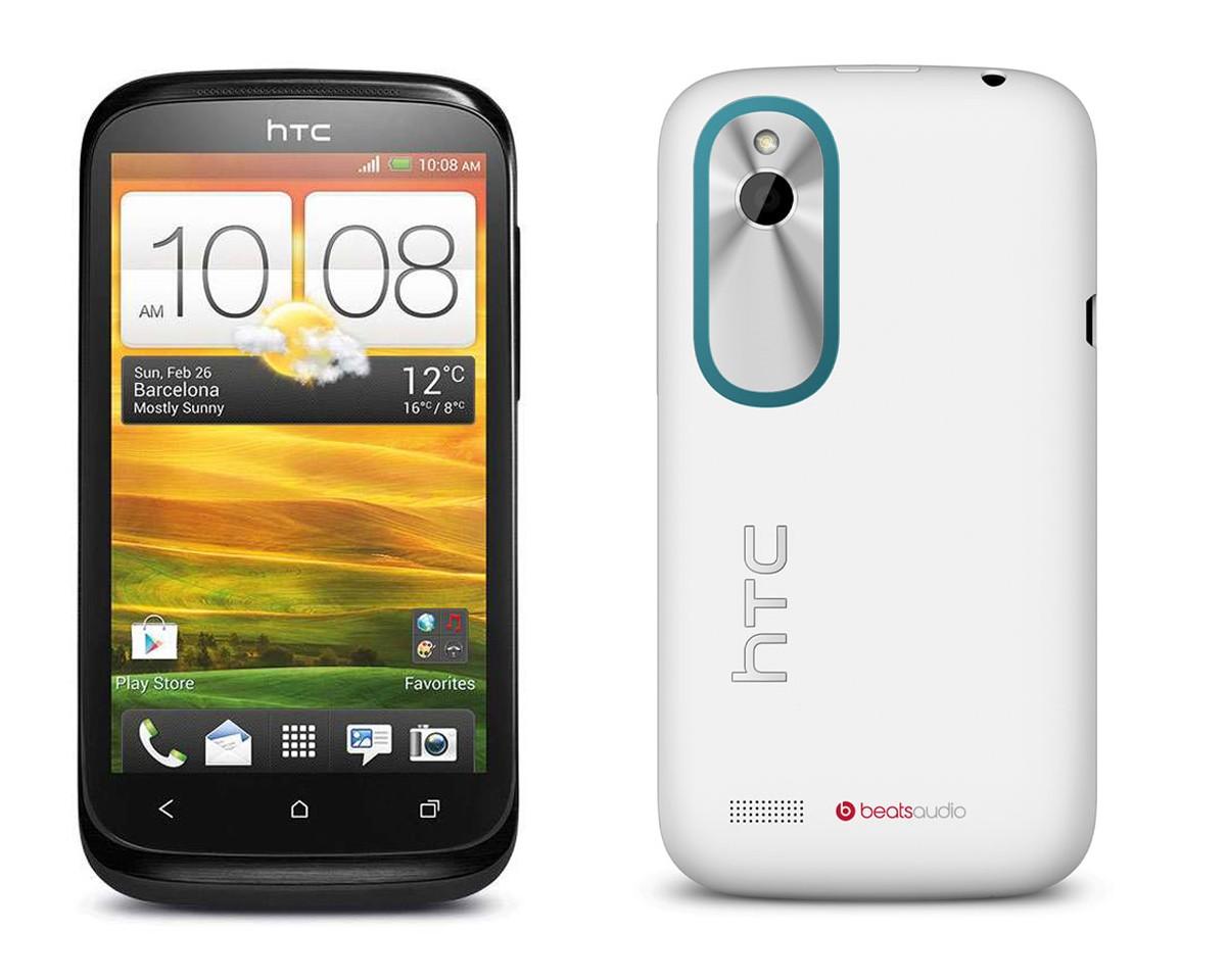 Thay màn hình, thay mặt kính HTC Desire X