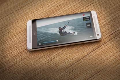Hệ thống âm thanh và hình ảnh với chất lượng cao của HTC one max