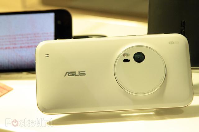 Camera Zoom của Asus Zenfone Zoom