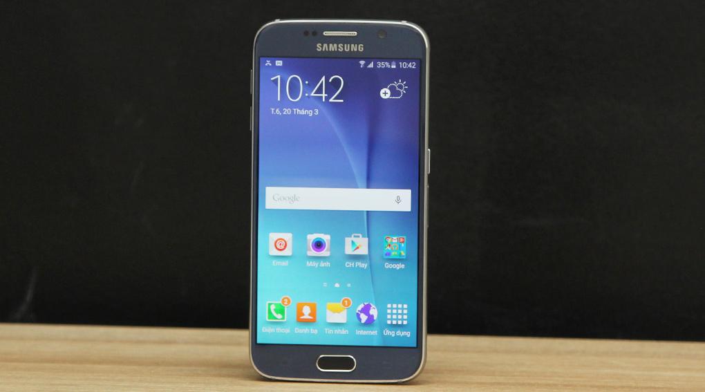 Hình ảnh Samsung Galaxy S6