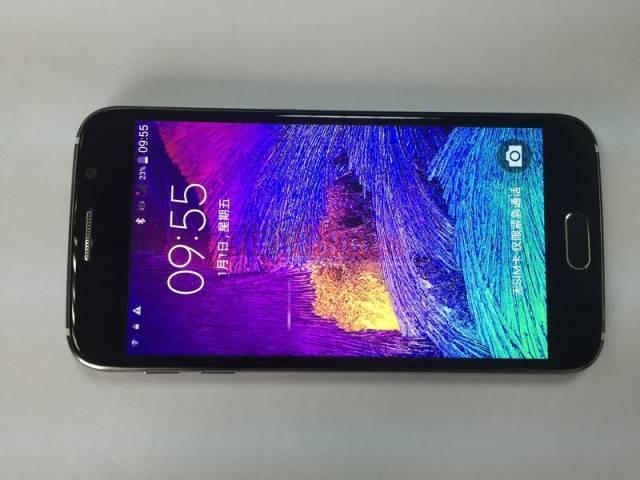 Hình ảnh chiếc điện thoại giống NO.1