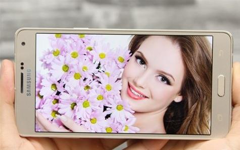 Hình ảnh chụp từ Samsung Galaxy A7
