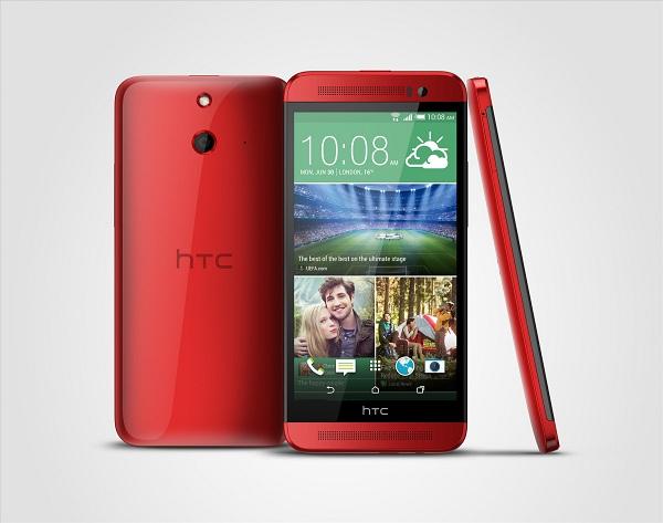 HTC ra One E8, phiên bản vỏ nhựa, giá rẻ của One M8