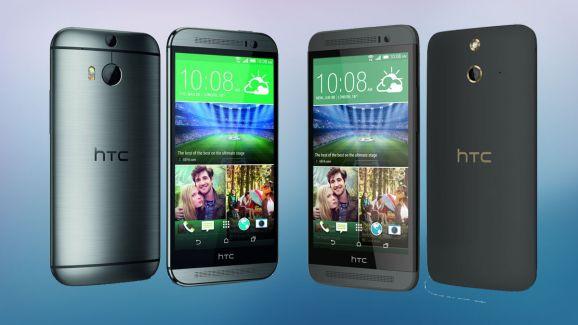 HTC One M8 và HTC One E8 : Chọn máy nào?